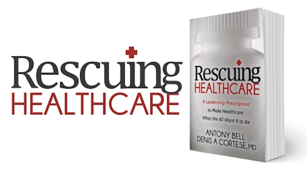 Rescuing Healthcare Prepare For Change reviews